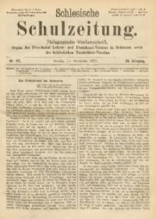Schlesische Schulzeitung, 1897, Jg. 26, Nr. 45