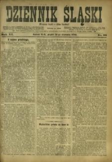 Dziennik Śląski, 1908, R. 11, nr 25