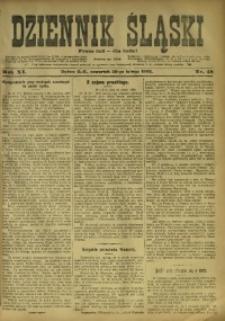 Dziennik Śląski, 1908, R. 11, nr 48