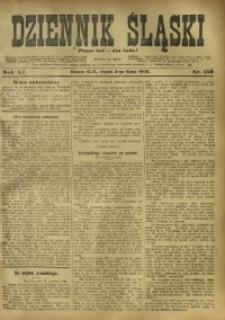 Dziennik Śląski, 1908, R. 11, nr 150