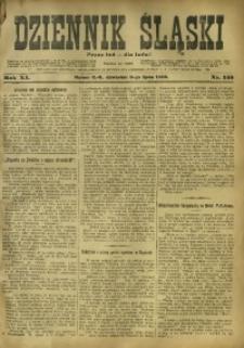 Dziennik Śląski, 1908, R. 11, nr 155