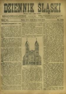 Dziennik Śląski, 1908, R. 11, nr 166