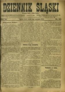 Dziennik Śląski, 1908, R. 11, nr 178