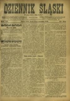 Dziennik Śląski, 1908, R. 11, nr 214