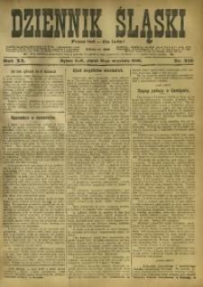 Dziennik Śląski, 1908, R. 11, nr 216
