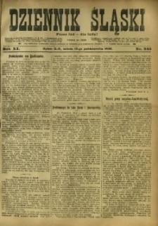 Dziennik Śląski, 1908, R. 11, nr 235