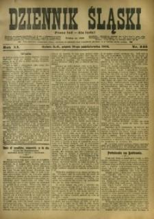 Dziennik Śląski, 1908, R. 11, nr 240