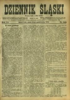 Dziennik Śląski, 1908, R. 11, nr 252
