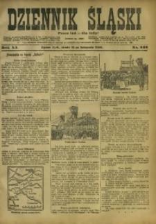 Dziennik Śląski, 1908, R. 11, nr 268