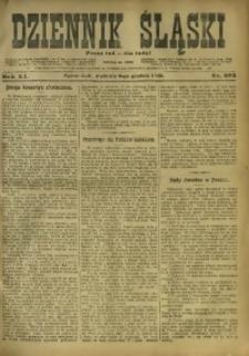 Dziennik Śląski, 1908, R. 11, nr 283