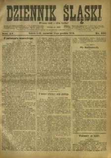 Dziennik Śląski, 1908, R. 11, nr 285