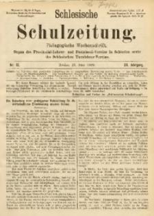 Schlesische Schulzeitung, 1899, Jg. 28, Nr. 12