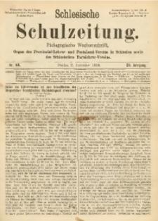 Schlesische Schulzeitung, 1899, Jg. 28, Nr. 44