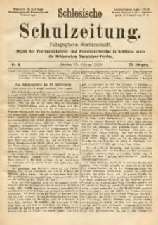 Schlesische Schulzeitung, 1900, Jg. 29, Nr. 8