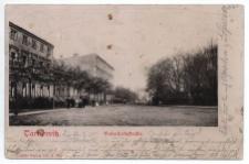 Tarnowitz. Bahnhofstrasse