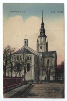 Tarnowitz O.-S. Kath. Kirche