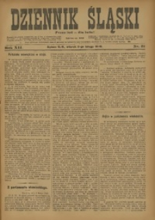 Dziennik Śląski, 1909, R. 12, nr 31