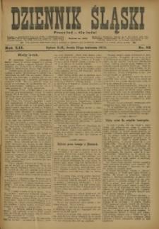 Dziennik Śląski, 1909, R. 12, nr 83
