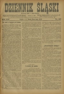 Dziennik Śląski, 1909, R. 12, nr 107