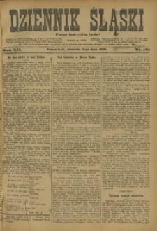 Dziennik Śląski, 1909, R. 12, nr 161