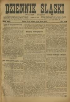 Dziennik Śląski, 1909, R. 12, nr 172