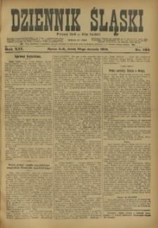 Dziennik Śląski, 1909, R. 12, nr 193