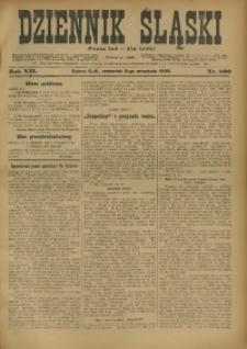 Dziennik Śląski, 1909, R. 12, nr 200
