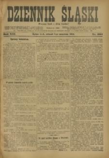Dziennik Śląski, 1909, R. 12, nr 204