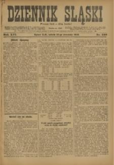 Dziennik Śląski, 1909, R. 12, nr 220