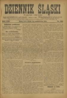 Dziennik Śląski, 1909, R. 12, nr 231