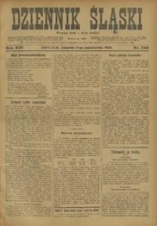 Dziennik Śląski, 1909, R. 12, nr 242