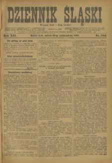 Dziennik Śląski, 1909, R. 12, nr 244