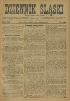 Dziennik Śląski, 1909, R. 12, nr 262