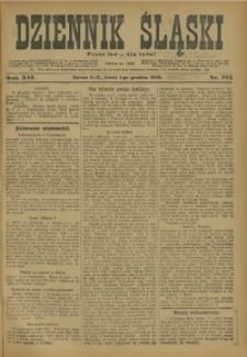 Dziennik Śląski, 1909, R. 12, nr 275
