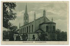 Hindenburg, O.-S. St. Andreas-Kirche