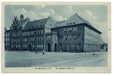 Hindenburg. Reitzenstein-Schule
