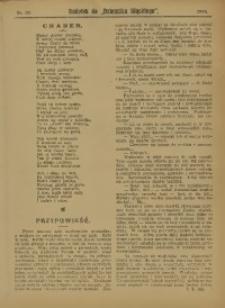 """Dodatek do """"Dziennika Śląskiego"""", 1909, nr 26"""