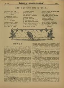 """Dodatek do """"Dziennika Śląskiego"""", 1909, nr 39"""