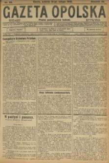 Gazeta Opolska, 1916, R. 26 [właśc. 27], nr 22