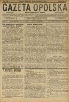 Gazeta Opolska, 1916, R. 26 [właśc. 27], nr 56