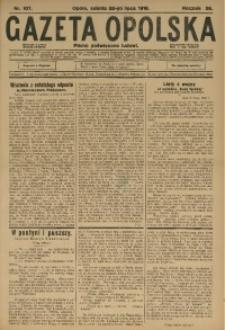 Gazeta Opolska, 1916, R. 26 [właśc. 27], nr 107