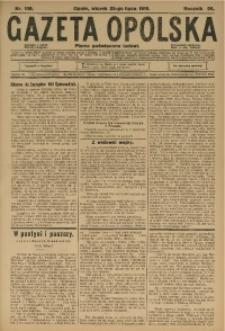 Gazeta Opolska, 1916, R. 26 [właśc. 27], nr 109