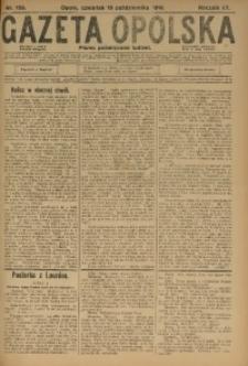 Gazeta Opolska, 1916, R. 27, nr 158