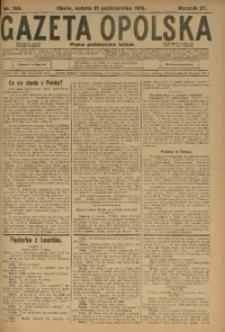 Gazeta Opolska, 1916, R. 27, nr 159