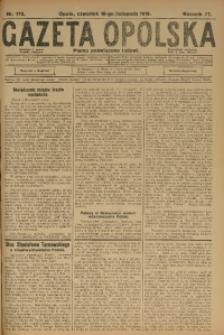 Gazeta Opolska, 1916, R. 27, nr 173