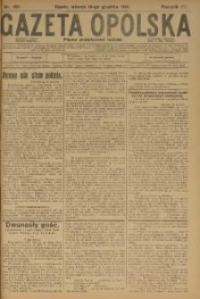 Gazeta Opolska, 1916, R. 27, nr 192
