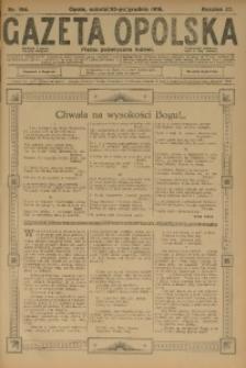 Gazeta Opolska, 1916, R. 27, nr 194