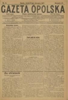 Gazeta Opolska, 1917, R. 27 [właśc. 28], nr 5