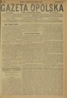 Gazeta Opolska, 1917, R. 27 [właśc. 28], nr 25