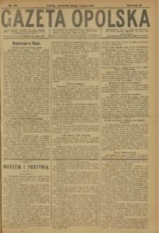Gazeta Opolska, 1917, R. 27 [właśc. 28], nr 49